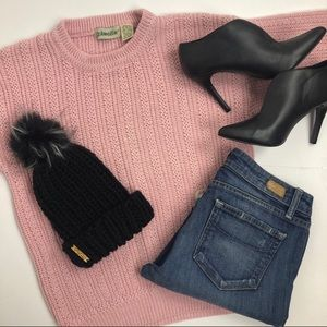 Slouchy Oversized Sweater